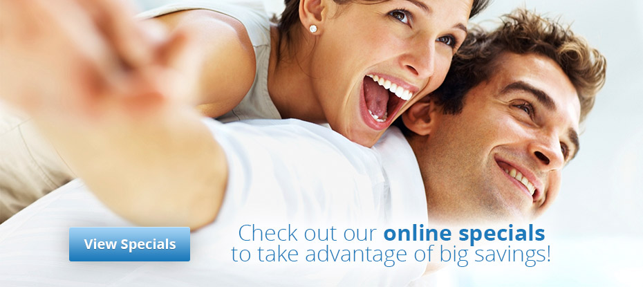 Dentist Online Specials